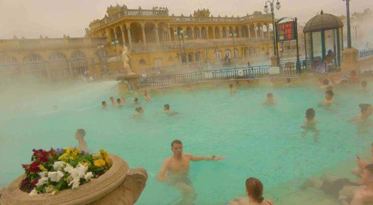 Купальни Сечени в Будапеште: официальный сайт, цены