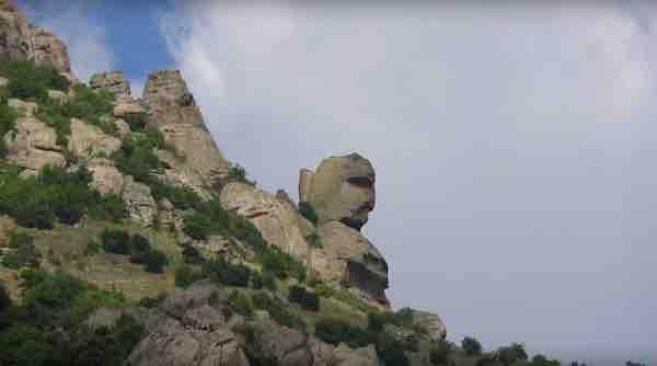 Долина-Привидений-Крым