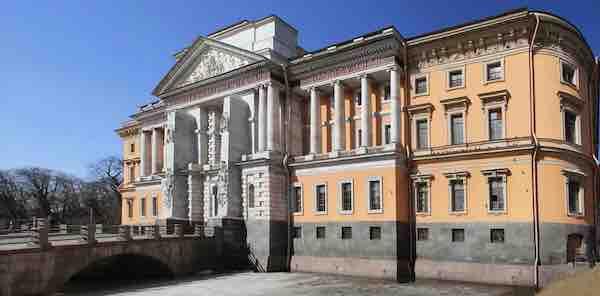 Русский-музей-Санкт-Петербург