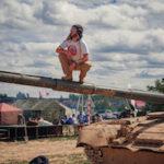 Катание на танках